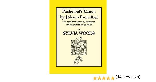 Canon by Pachelbel: For Harp: Amazon.es: Woods, Sylvia, Pachelbel ...