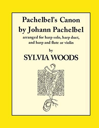 Canon by Pachelbel: For Harp: Amazon.es: Woods, Sylvia, Pachelbel ...
