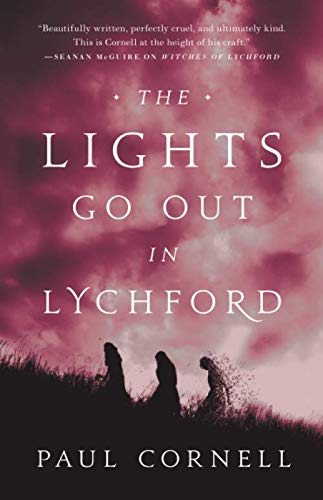Image of Lights Go Out in Lychford (Witches of Lychford)