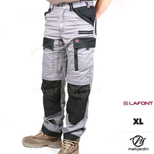 Taille 4 Pantalon de travail Gris Pi/èce neuve Lafont