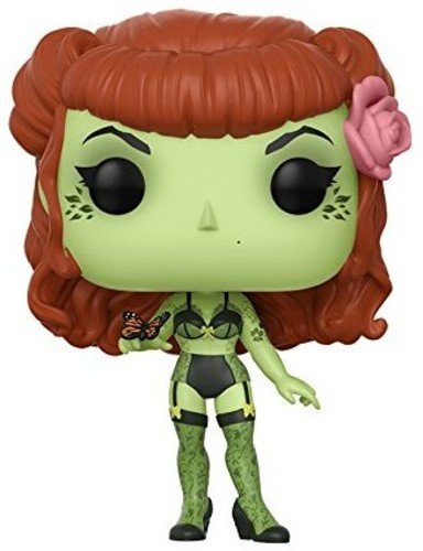Funko Pop Heroes: DC Bombshells-Poison Ivy Collectible (Poison Ivy Dc Comics Costume)