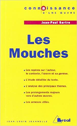 Les Mouches, de Sartre pdf, epub ebook