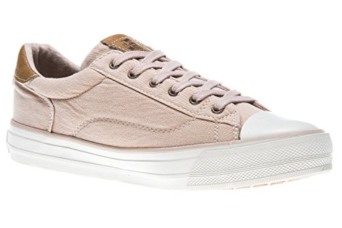 Mustang Ladies 1272-301-555 Sneaker Rose