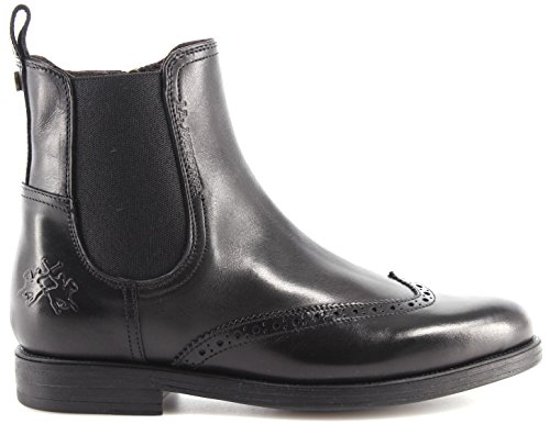 Boots Martina Women's Nero Princess Black Ankle Shoes L4184197 Italy Leather La wfFUqP