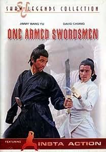 amazoncom one armed swordsman movies amp tv