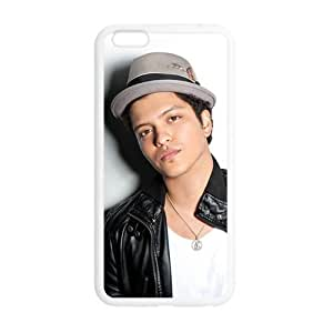 Custom Bruno Mars Design PC and TPU Phone Case Cover Laser Technology for iPhone6 Plus 5.5