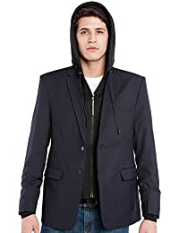 "<span class=""a-offscreen"">[Sponsored]</span>Travel Jacket - Blazer - Male - Navy - XS"