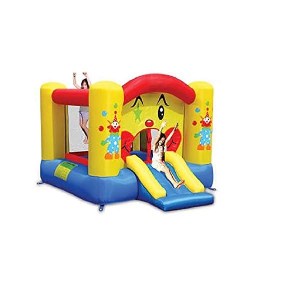 Grokids Clown Hoop Bouncer GKI- 9201