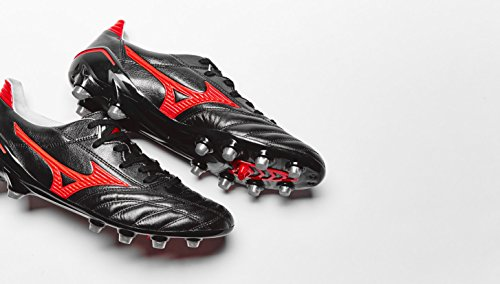 Morelia Neo Moulded FG Football Boots Black