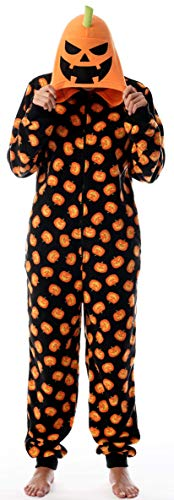Just Love Adult Onesie Pajamas Pumpkin -