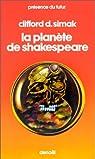 La planète de Shakespeare par Simak