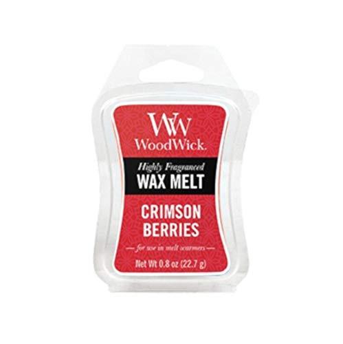 WoodWick 5038581057255 Wax Crimson Berries 57080E, one Size