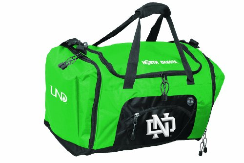 (The Northwest Company Officially Licensed NCAA North Dakota Fighting Sioux Roadblock Duffel Bag)