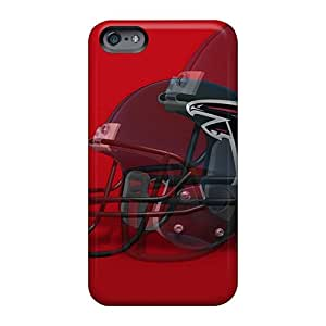 Icase88 Apple Iphone 6 Best Hard Phone Case Customized Fashion Atlanta Falcons Pattern [IeY705aAwc]
