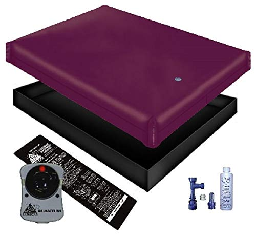 - Free Flow WATERBED Mattress/Liner/Heater/Fill Drain/Conditioner KIT (Queen 60x84 1FFG2)