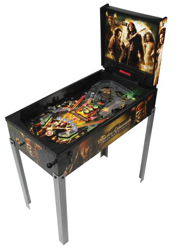 (Zizzle Pirates of The Caribbean 2: Dead Man's Chest Arcade Pinball)