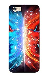 High-quality Durability Case For Iphone 6 Plus(video Games Child Of Eden Scifi Science Space Apocalyptic Planets )