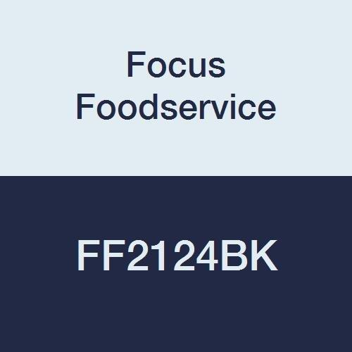 Focus Foodservice FF2124BK Black Epoxy Coated Wire Shelf, 21'' X 24'', Steel Wire, 800 lbs Capacity