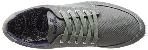 Boxfresh Struct Inc Rip Nyl Grif Gry/Cdt - Zapatillas Hombre Gris - gris (gris)