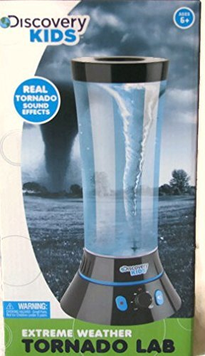 Discovery Lab (Discovery Kids Extreme Weather Tornado Lab - Tornado Toy)