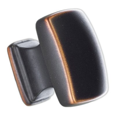 UPC 846274020074, Grayson Rectangle Knob Finish: Oil Rubbed Bronze