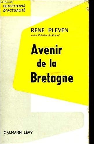 Lire un Avenir de la Bretagne pdf, epub