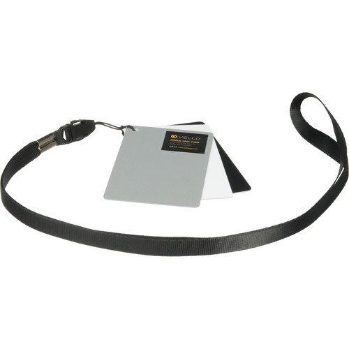 "Vello White Balance Card Set for Digital Photography (2 x 3.25"")"