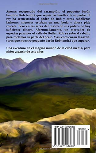 El baronzuelo bandido Rob y el mercader de especias (Spanish Edition): Marc Baco, Julia C. Martínez: 9781507126288: Amazon.com: Books