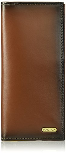 Leather Checkbook Wallets - 2