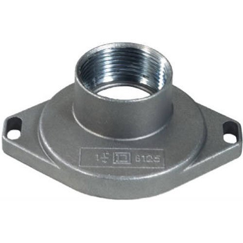Square D by Schneider Electric B125 1-1/4 -Inch Bolt-On Hub for Square D Devices with B Openings