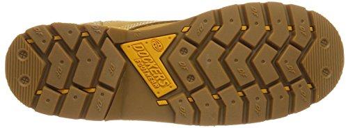 Dockers da Stringate Tan 23DA005 Golden 910 Scarpe in Marrone Uomo Pelle qFrpB1xwq