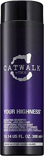 Tigi Catwalk Collection Volume (TIGI Catwalk Volume Collection Your Highness Elevating Shampoo, 10.14 Ounce)