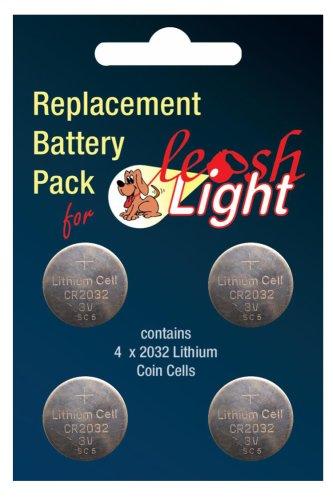 Batteries for Flexi LED Leash light, My Pet Supplies