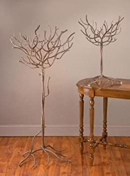 Tripar 35105 Small Natural Metal Tree