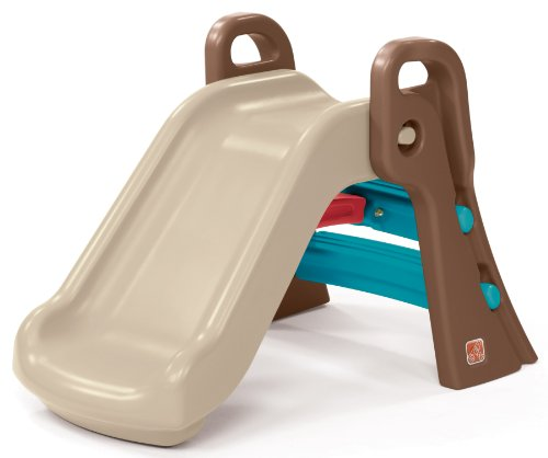 Discover Bargain Step2  Fun Fold Jr. Slide(New Colors)