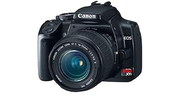 Amazon Canada: Canon Rebel XTi DSLR Camera with EF-S 18-55mm