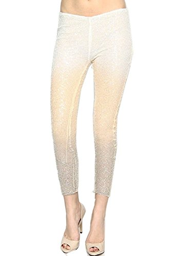 young-broke-and-fabulous-sequin-trendy-new-leggings-medium-cream-tan