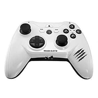 Mad Catz Micro C T R L R Mobile Gamepad - Gloss White