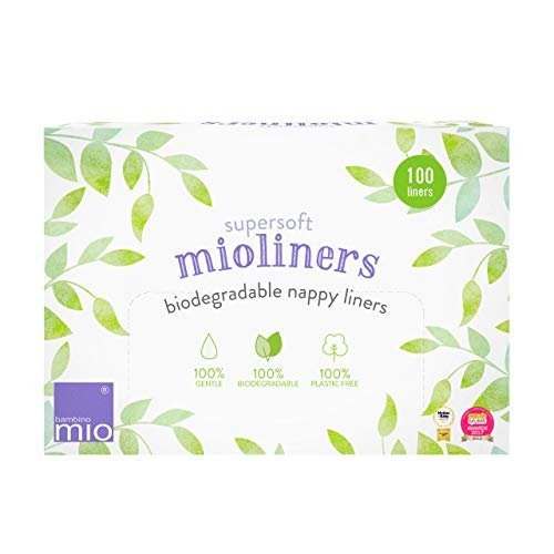 (Bambino Mio, Supersoft Mioliners (Diaper Liners))
