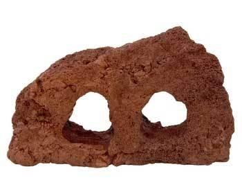 Estes Gravel Products AES70111 12-Piece Este Carved Lava Aquarium Rock, Small, Pack of 12 by Estes'