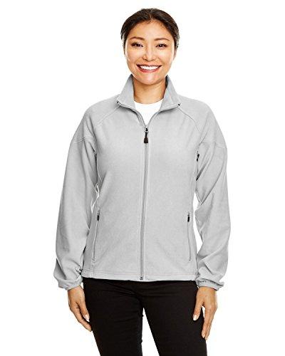 Averill's Sharper Uniforms Women's Ladies Microfleece Unlined Jacket 2XL Grey