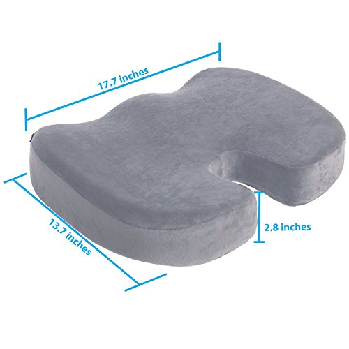 Coccyx Orthopedic Memory Cushion Pillow
