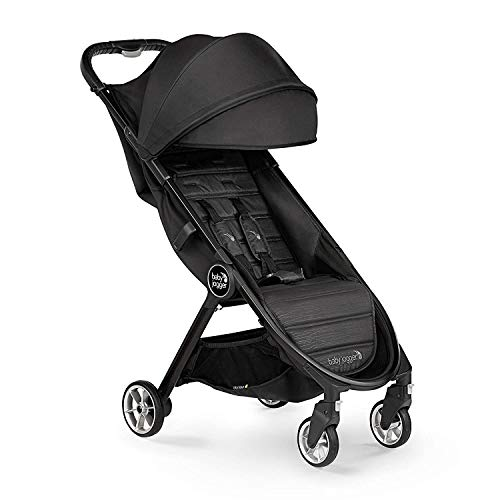 Baby Jogger City Tour 2 Ultra-Compact Travel Stroller, Jet