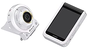 Casio compact digital camera EXILIM (Exilim) EX-FR100L (White)--JAPAN IMPORT by Premium-Japan