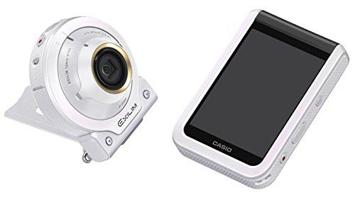 Casio compact digital camera EXILIM (Exilim) EX-FR100L (White)--JAPAN IMPORT