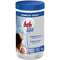 HTH- Bromo para spa/jacuzzi en pastillas de 20g