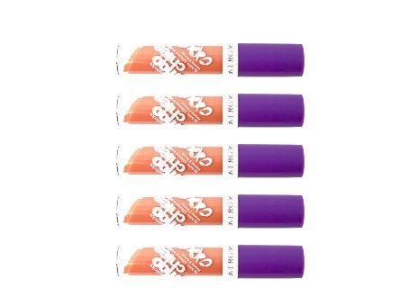 Pack of 5 CoverGirl Lipslicks Smoochies Lip Balm Day Glow  0