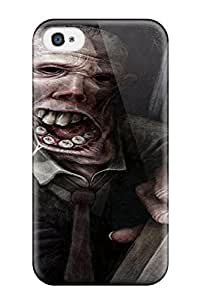 New OTpbgRL16203ikgDD Creature Tpu Cover Case For Iphone 4/4s