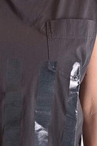 Golden Goose T-Shirt Donna MCBI17239 Cotone Grigio