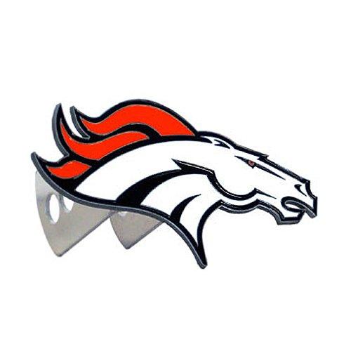 NFL Logo Trailer Hitch Cover DENVER BRONCOS Siskiyou 28855675